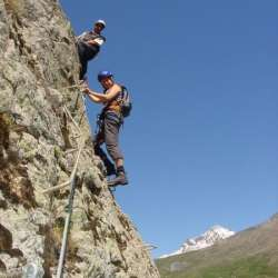 Via Ferrata d'Arsine