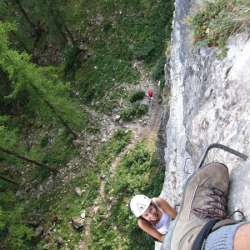 Via Ferrata de Tournoux, Puy St-Vincent